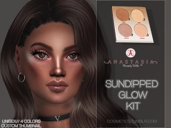 Sundipped glow kit by cosimetics at TSR image 1215 Sims 4 Updates