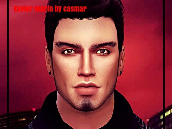 Xavier Marin by Casmar at TSR image 1282 Sims 4 Updates