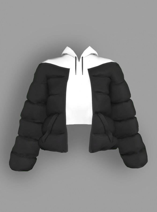 Sweater w/Puffy Jacket at TSLOK image 13511 670x902 Sims 4 Updates