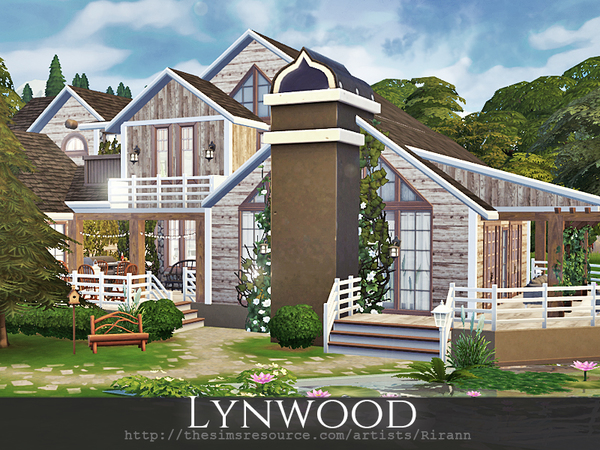 Lynwood home by Rirann at TSR image 1399 Sims 4 Updates