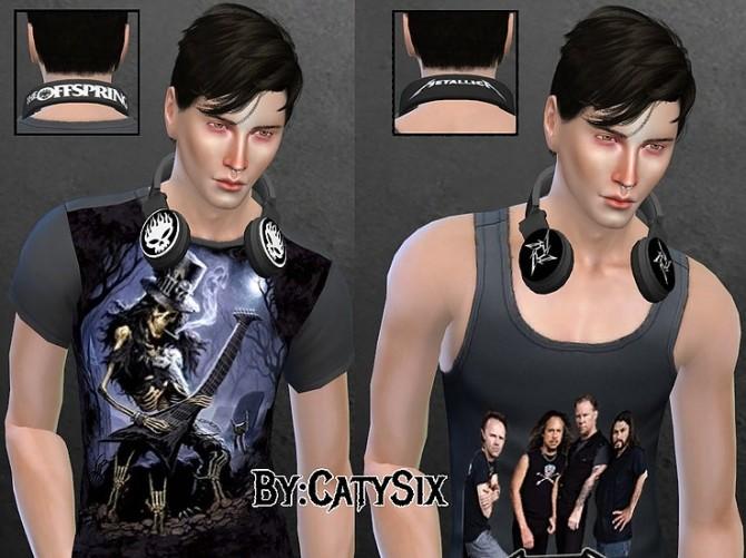 Headphones V2 at CatySix image 1442 670x501 Sims 4 Updates