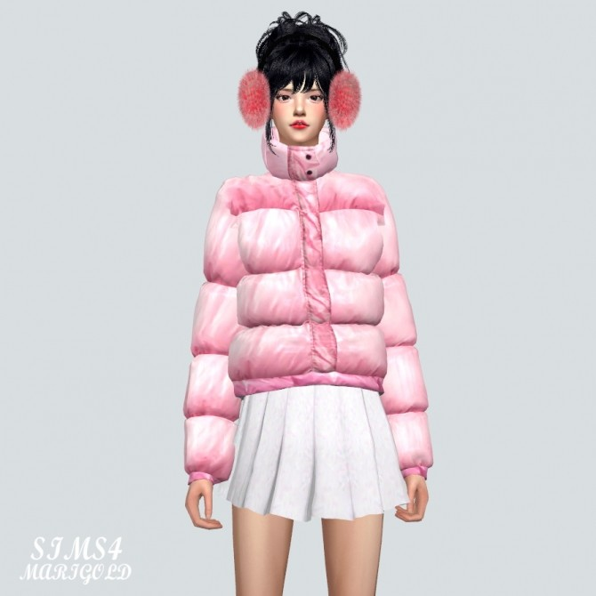 Padding jacket at Marigold image 1451 670x670 Sims 4 Updates