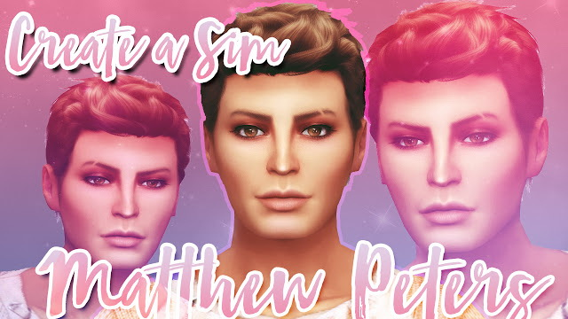 Matthew Peters at MSQ Sims image 1452 Sims 4 Updates