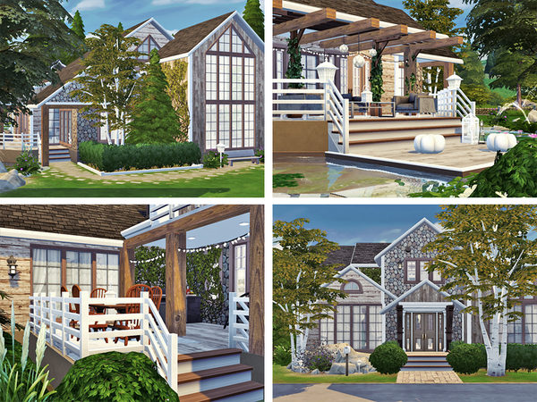 Lynwood home by Rirann at TSR image 1470 Sims 4 Updates