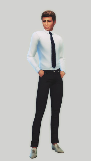 Matthew Peters at MSQ Sims image 1472 Sims 4 Updates