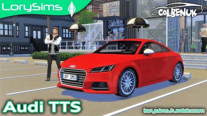 Audi TTS at LorySims image 1474 670x377 Sims 4 Updates