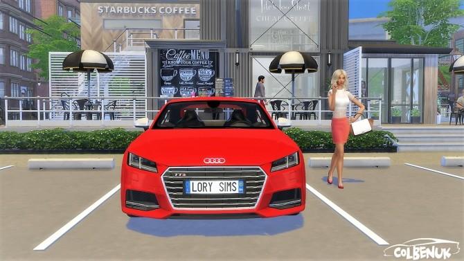 Audi TTS at LorySims image 1484 670x377 Sims 4 Updates
