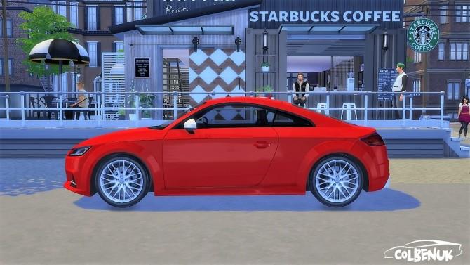 Audi TTS at LorySims image 1494 670x377 Sims 4 Updates