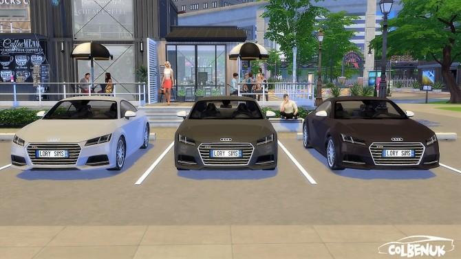 Audi TTS at LorySims image 15110 670x377 Sims 4 Updates