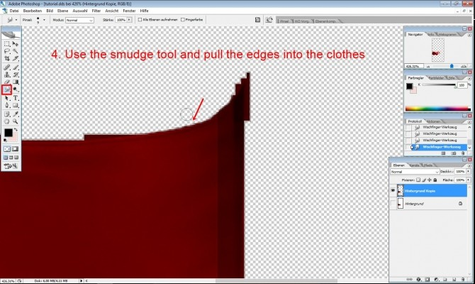 How to remove the edges of clothes by MSQ SIMS at Sims 4 Studio image 15111 670x400 Sims 4 Updates