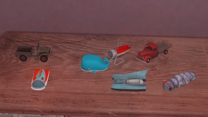 WROEF Vintage Toys Part One at Josie Simblr image 15114 670x377 Sims 4 Updates