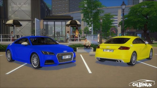 Audi TTS at LorySims image 1526 670x377 Sims 4 Updates