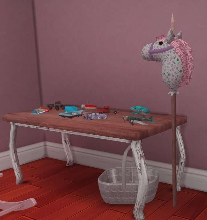 WROEF Vintage Toys Part One at Josie Simblr image 15310 670x714 Sims 4 Updates