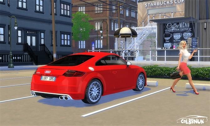 Audi TTS at LorySims image 1544 670x403 Sims 4 Updates