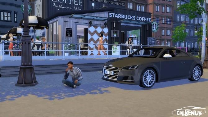 Audi TTS at LorySims image 1554 670x377 Sims 4 Updates