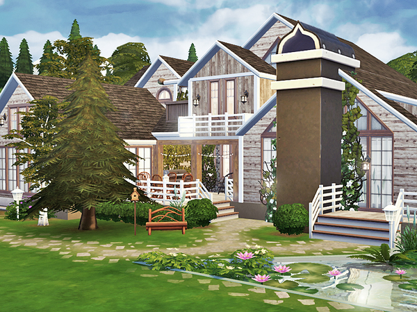 Lynwood home by Rirann at TSR image 1560 Sims 4 Updates