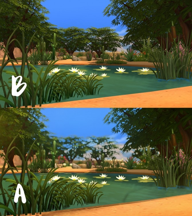 BETTER THINGS Reshade preset for TS4 at Andromeda Sims image 15610 670x752 Sims 4 Updates