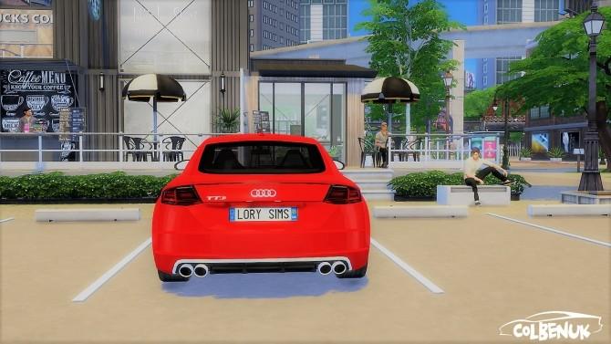 Audi TTS at LorySims image 1564 670x377 Sims 4 Updates