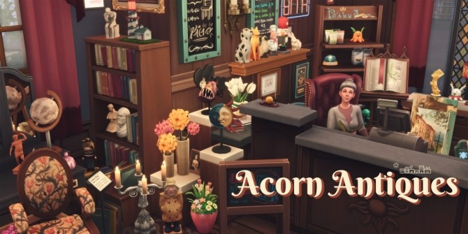 ACORN ANTIQUES at Picture Amoebae image 1597 670x335 Sims 4 Updates
