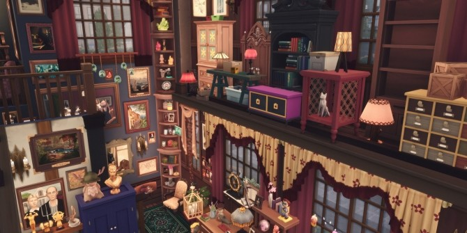 ACORN ANTIQUES at Picture Amoebae image 1607 670x335 Sims 4 Updates