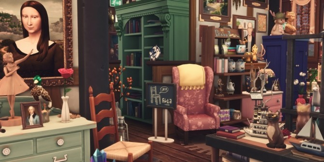 ACORN ANTIQUES at Picture Amoebae image 16113 670x335 Sims 4 Updates