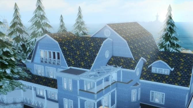 Roof Tiles 01 at Helen Sims image 1614 670x377 Sims 4 Updates