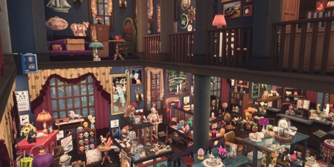 ACORN ANTIQUES at Picture Amoebae image 16211 670x335 Sims 4 Updates