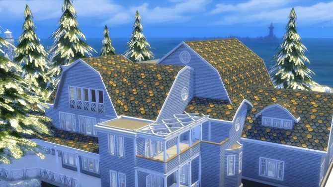 Roof Tiles 01 at Helen Sims image 1642 670x377 Sims 4 Updates