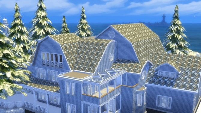 Roof Tiles 01 at Helen Sims image 1652 670x377 Sims 4 Updates