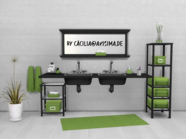 Sims 4 Sink by Cäcilia at Akisima