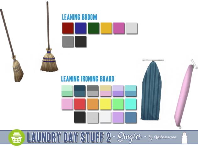Laundry Day Stuff 2 Separates by Waterwoman at Akisima image 1676 Sims 4 Updates