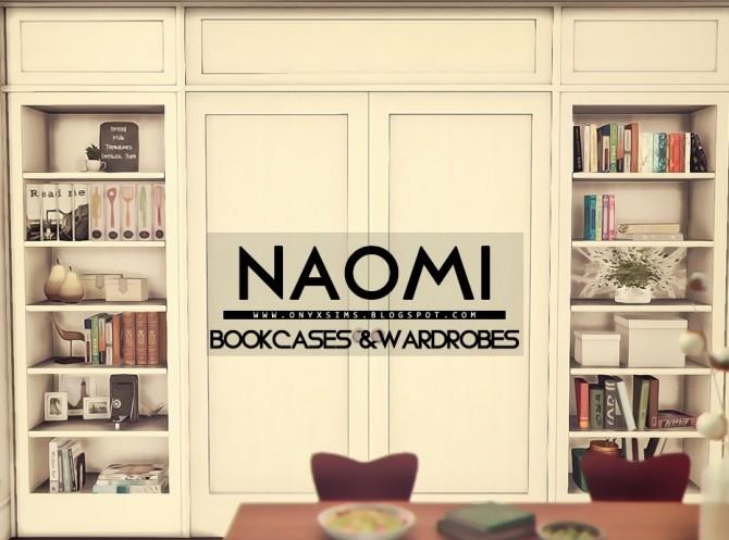 Naomi Built Ins Version 2.0 at Onyx Sims image 1678 670x497 Sims 4 Updates