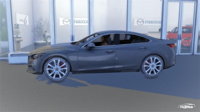 2013 Mazda 6 at LorySims image 1681 670x377 Sims 4 Updates