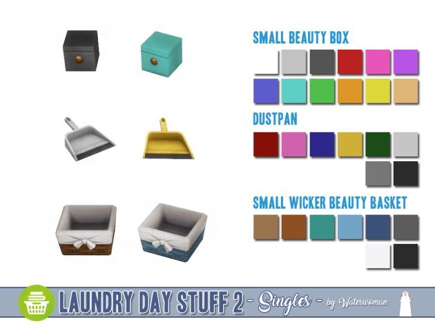 Laundry Day Stuff 2 Separates by Waterwoman at Akisima image 1696 Sims 4 Updates
