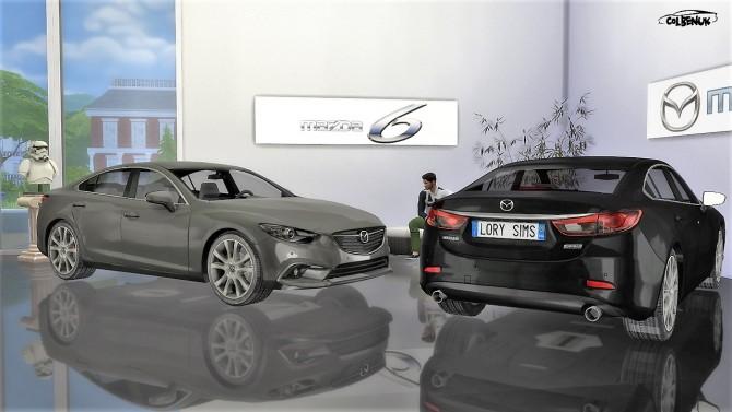 2013 Mazda 6 at LorySims image 1701 670x377 Sims 4 Updates