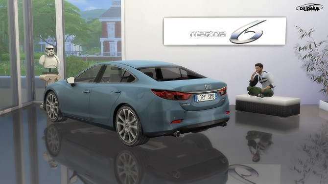 2013 Mazda 6 at LorySims image 1712 670x377 Sims 4 Updates