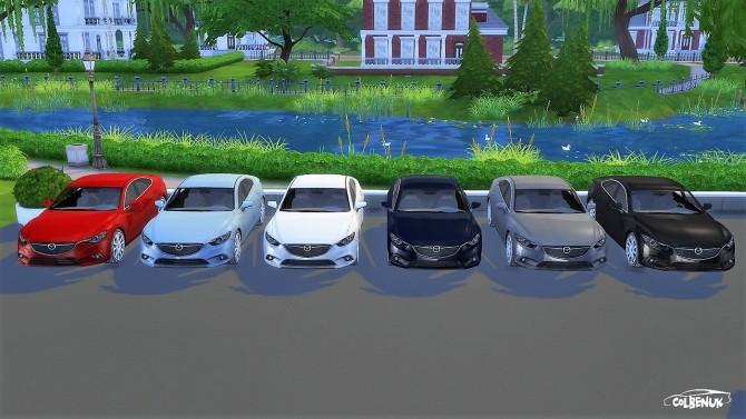 2013 Mazda 6 at LorySims image 1721 670x377 Sims 4 Updates