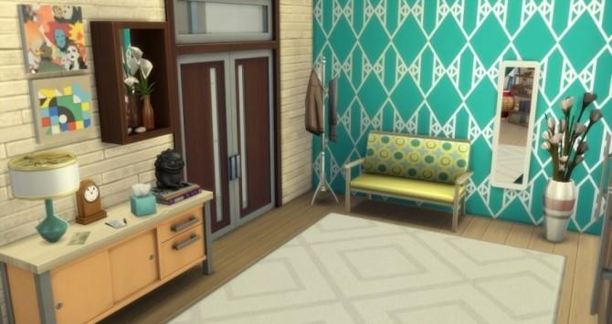 Sims 4 Apartment 121 Hakim by Pyrénéa at Sims Artists