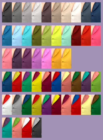 Sims 4 SP13 Loose Pullover Recolors at Tukete