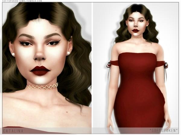 Sims 4 Catalina by Softspoken at TSR