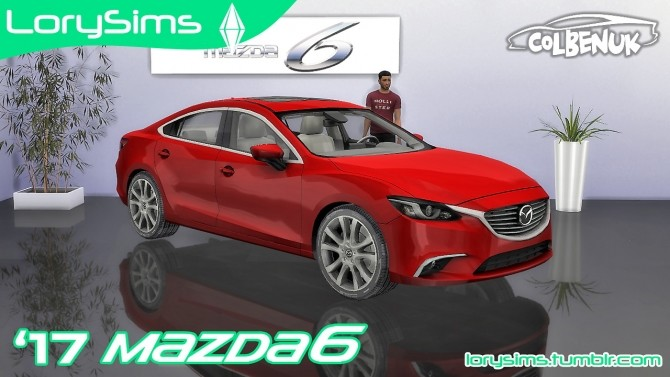 2017 Mazda 6 at LorySims image 1731 670x377 Sims 4 Updates