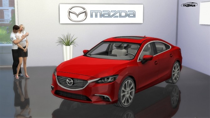 2017 Mazda 6 at LorySims image 1751 670x377 Sims 4 Updates