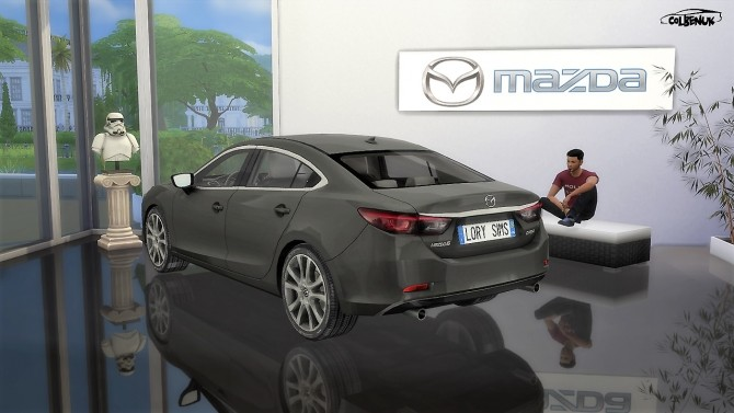 2017 Mazda 6 at LorySims image 1781 670x377 Sims 4 Updates