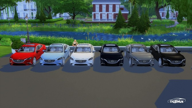 2017 Mazda 6 at LorySims image 1801 670x377 Sims 4 Updates