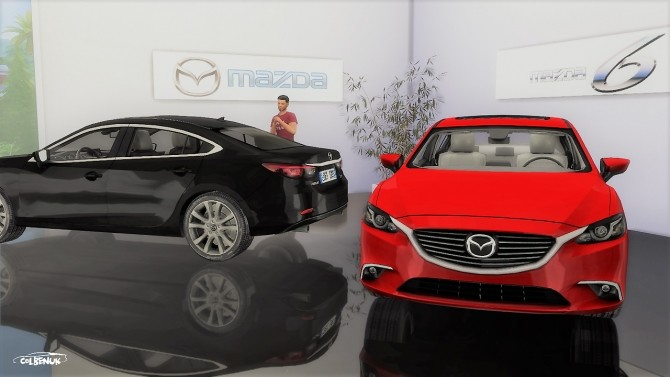 2017 Mazda 6 at LorySims image 1812 670x377 Sims 4 Updates