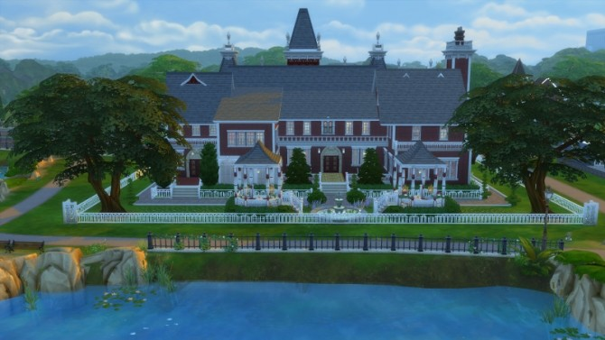 Thedbur estate by Christine at CC4Sims image 19212 670x377 Sims 4 Updates