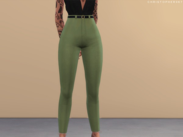 Drama Jeans by Christopher067 at TSR image 2038 Sims 4 Updates