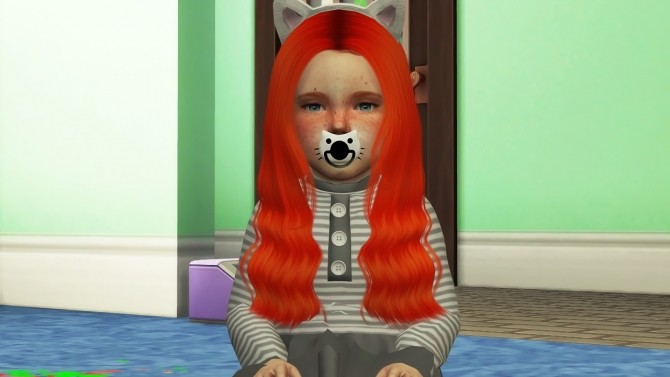 TSMINHSIMS HAIR 51 PURE TODDLER/KIDS at Coupure Electrique image 2041 670x377 Sims 4 Updates