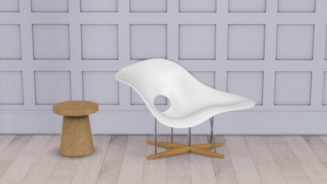 La Chaise lounge chair at Meinkatz Creations image 2045 670x377 Sims 4 Updates