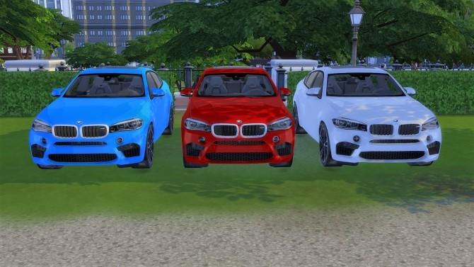 BMW X6M at LorySims image 2054 670x377 Sims 4 Updates